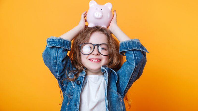 faire des économies pour ses enfants