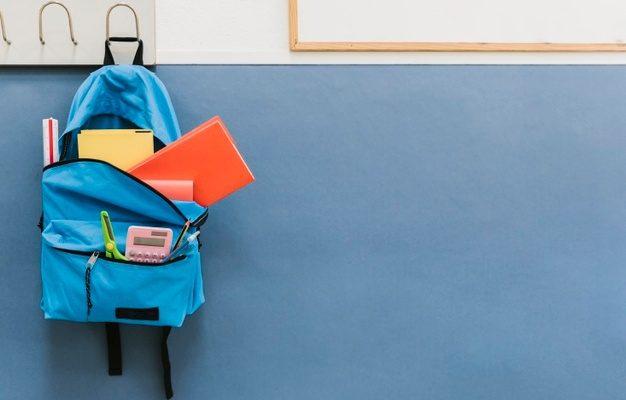 ranger le bureau et le cartable de son enfant